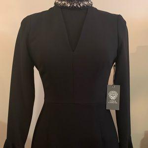 Brand New Black Vince Camuto Dress- Size 2